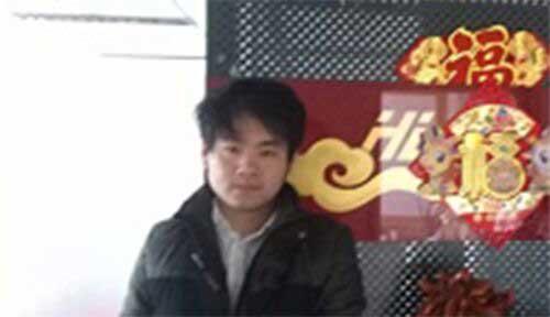 web1510 班学员刘*鹏入南京海容互连电子科技